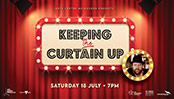 Keeping The Curtain Up: a musical theatre treat supporting the Australian performing arts community