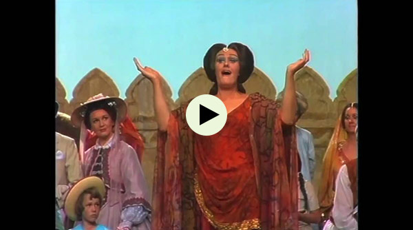 Dame Joan Sutherland in Lakme