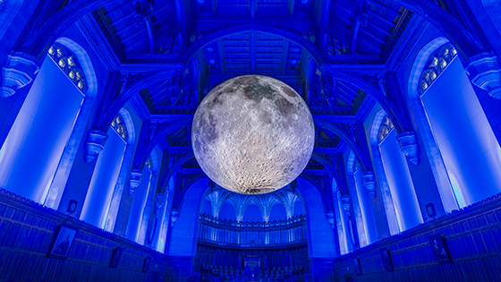 The Museum of the Moon