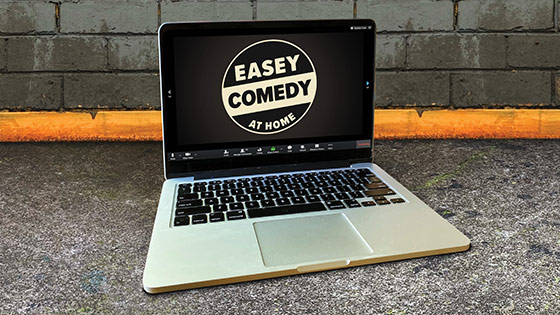 Easey Comedy At Home