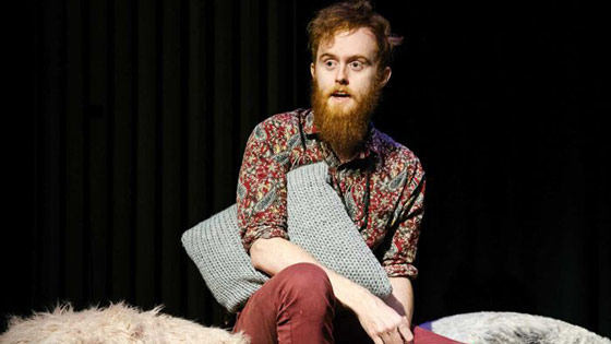 Tom Middleditch, Artistic director, A_tistic Theatre Company