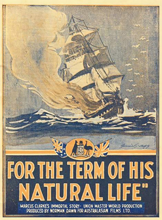 For The Term Of His Natural Life movie poster