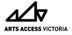 Arts Access Victoria logo