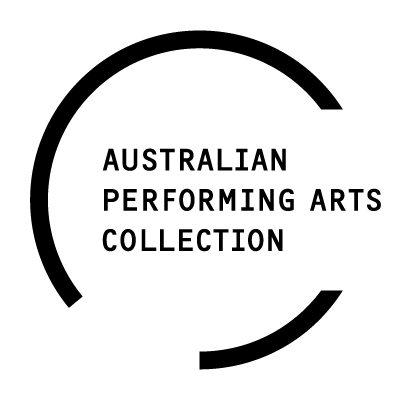 Australian Performing Arts Collection logo