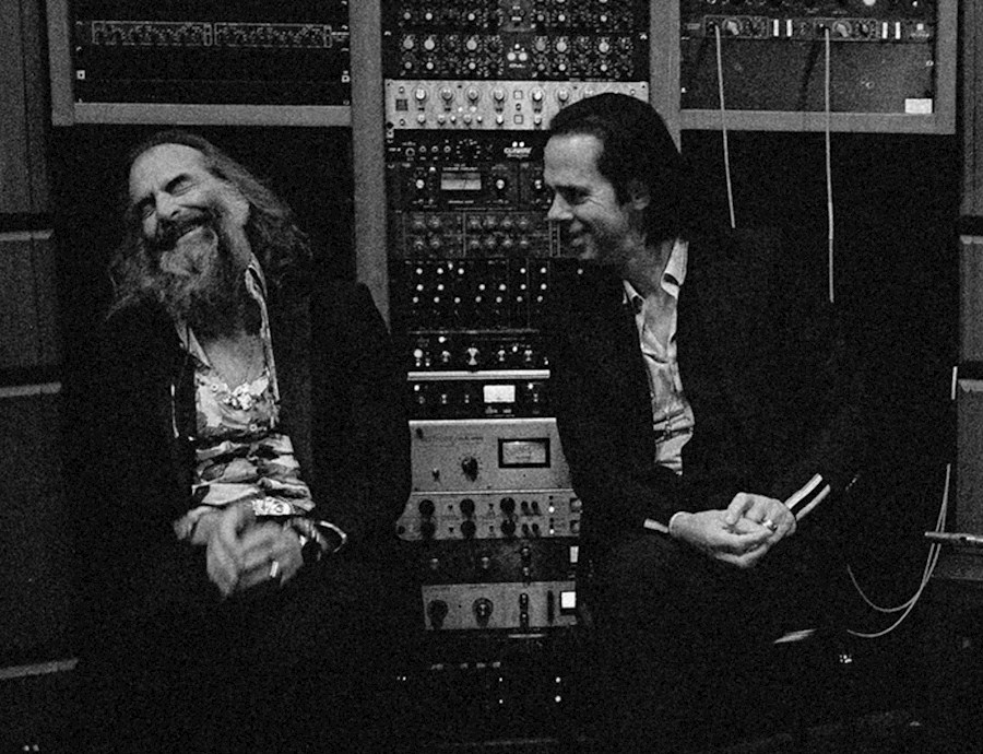 The Film Music of Nick Cave and Warren Ellis + MSO