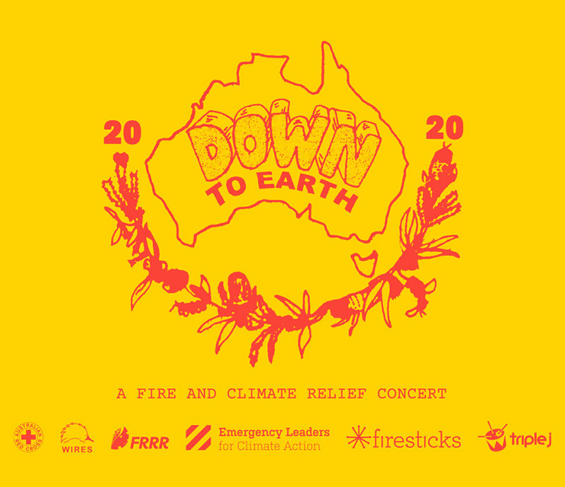 Down to Earth | A Fire and Climate Relief Concert