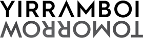 YIRRAMBOI Tomorrow logo