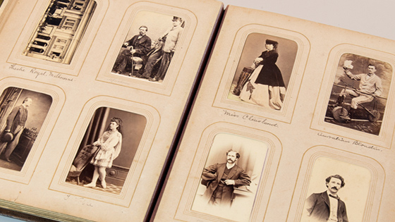 Looking After Photographs at Home - Part One